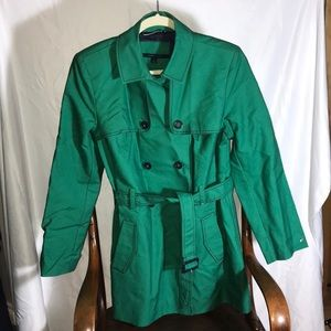 🍀 Nice Tommy Hilfiger Classic Trench Style Jacket